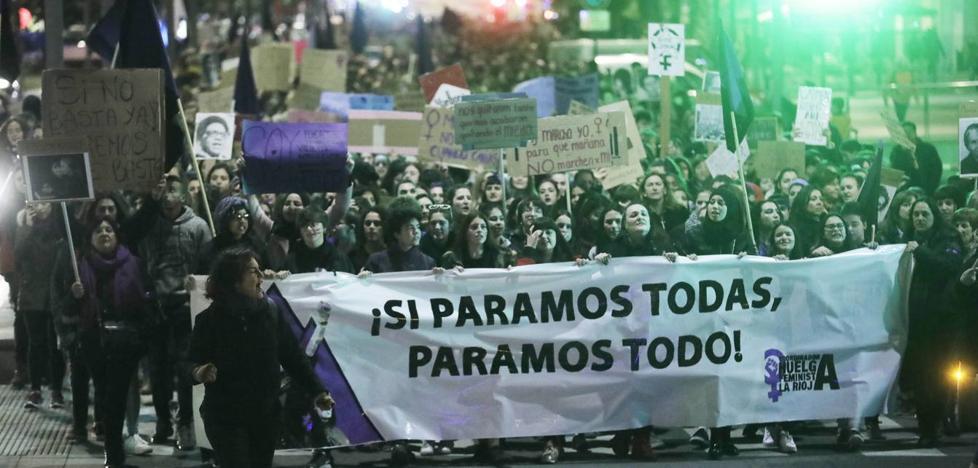 La Plataforma 8 de Marzo pide «unidad» en el próximo Día de la Mujer