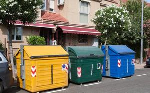 Unas 4.400 toneladas de papel y cartón recogidas en Logroño en 2018