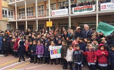 Los alumnos de Los Boscos quieren mejorar su barrio