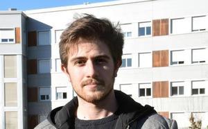 Sergio Capellán, nuevo presidente del Consejo de Estudiantes de la UR