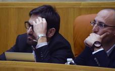 La sesión en el Pleno del Parlamento de La Rioja (II)