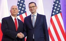 Washington llama a la guerra contra Irán