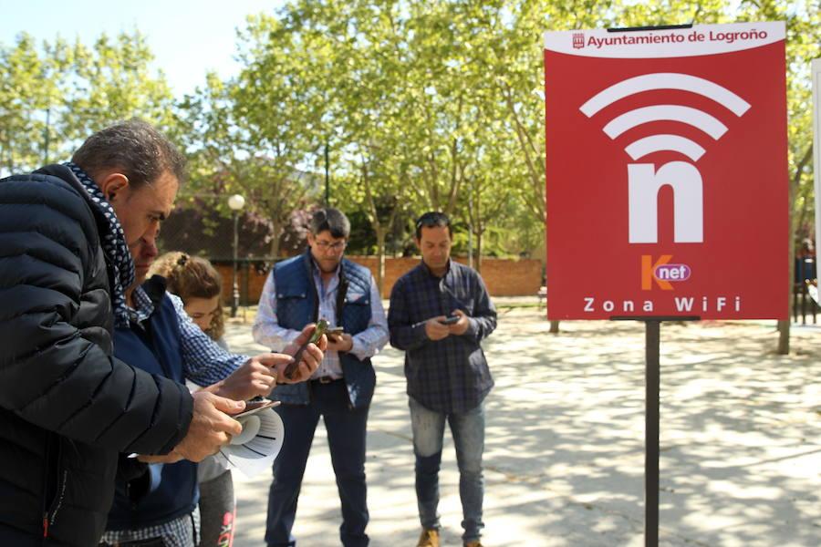 El PSOE critica la «pésima usabilidad» del servicio municipal de wifi de Logroño