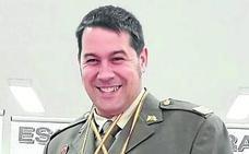 Oro y plata para el militar Carlos Herrera