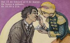 Una historieta, unos homenajes, jazz y Carnaval, en las pinceladas de Ropero