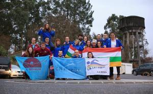 Iregua y Rivalia brillan en Galicia