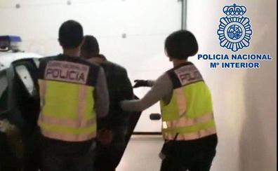 La Policía Nacional detiene en Haro a un hombre reclamado en Rusia por una estafa masiva