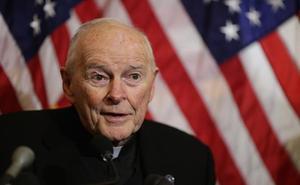 El excardenal McCarrick, expulsado del sacerdocio por pederasta