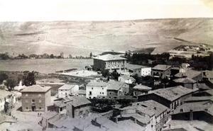 El viejo hospital de Fuenmayor