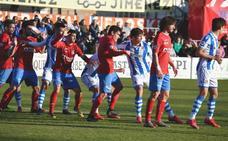 DIRECTO: Calahorra - Real Sociedad B