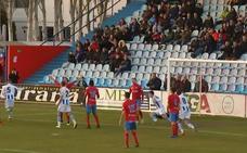 El gol de la Real Sociedad B al Calahorra