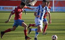 Calahorra 0 - Real Sociedad B 1