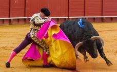 Diego Urdiales estará en Sevilla con Morante y Manzanares ante toros de Juan Pedro Domecq