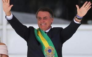 Bolsonaro se enfrenta a su primera crisis por la financiación electoral