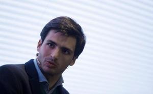 Carlos Sainz: «Tendré agujetas en el cuello; eso es buena señal»