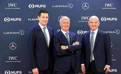 Djokovic, Simone Biles, Tiger Woods y Francia, ganadores en los Laureus 2019