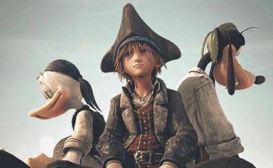 Nostalgia de la infancia: Kingdom Hearts III