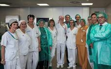 El San Pedro incorpora un novedoso sistema en esterilización