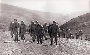 La Retina: militares en el Serradero en 1973