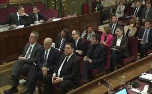 La Fiscalía interrogará a Turull por su papel central en el referéndum del 1-O