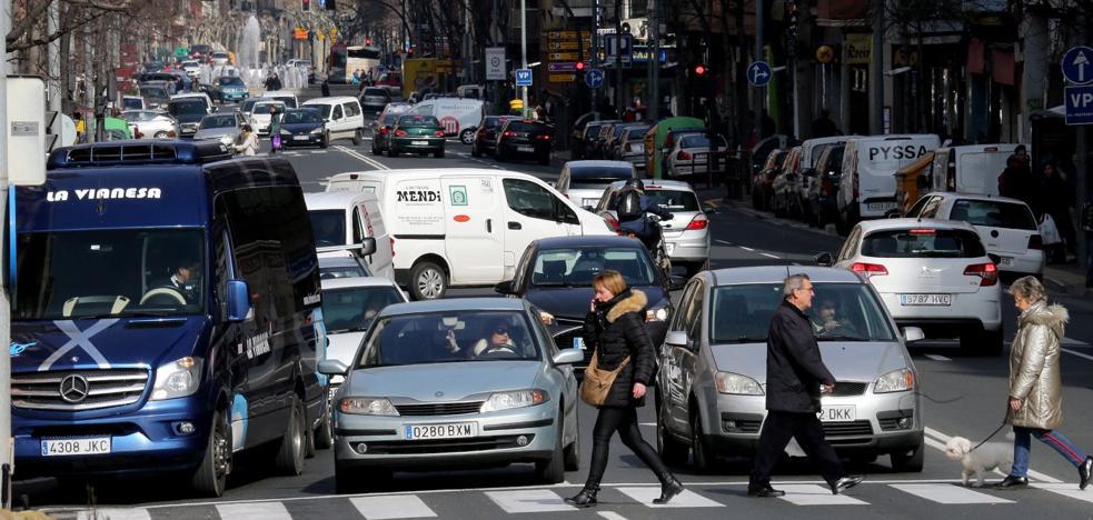 El parque móvil marca un nuevo récord con 88.500 vehículos tras sumar 2.500 el año pasado