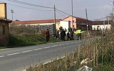 Atropellado un ciclista en Pradejón
