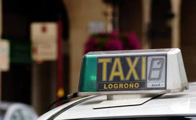 Vuelve la normalidad al servicio de taxis en Logroño tras una caída de los servidores de Internet