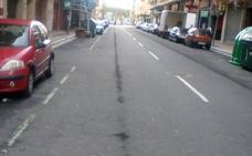 «Dos surcos» en la calle Fundición