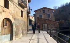 Mejoras en calles y en la red de agua en Gallinero