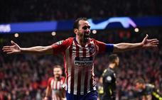 Godín: «El Calderón era otra cosa, pero aquí estamos generando un ambiente espectacular»