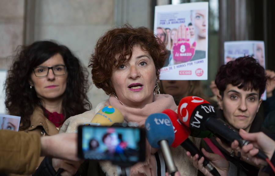 UGT-Rioja exige salarios mínimos por encima de los 1.000 € «para repartir la riqueza»