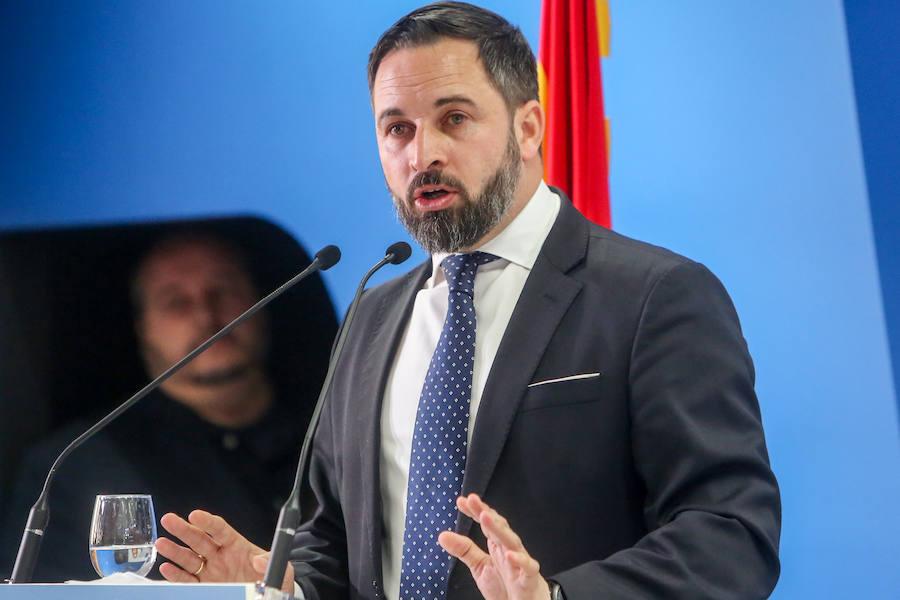 Vox defiende que al suprimir las primarias podrá designar mejores candidatos