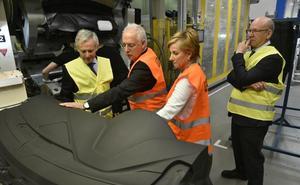 IAC Group en Agoncillo fabricará los paragolpes del Opel Crossland X a partir del 2020