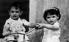 Retrato de una pareja de hermanos de Igea