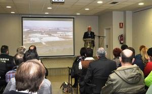 El polígono I-9 de Villamediana echa a andar con una decena de proyectos empresariales en marcha