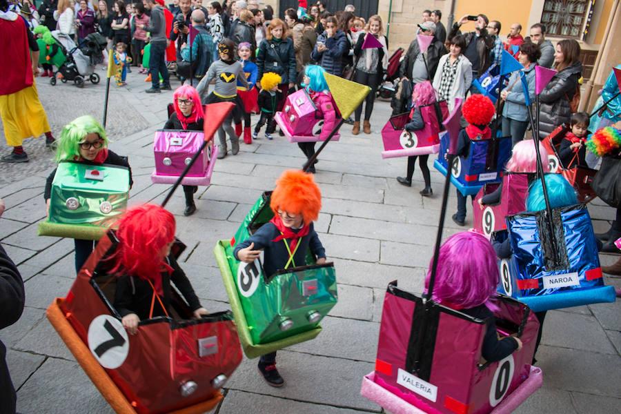 Santo Domingo traslada al paseo del Espolón su concurso de disfraces de Carnaval