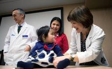 El hospital Vall d'Hebrón logra una terapia contra la atrofia muscular espinal infantil