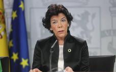 El Gobierno acusa a Arrimadas de ayudar a «internacionalizar la tensión» por su visita a Waterloo