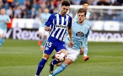 Empate sin goles entre Alavés y Celta