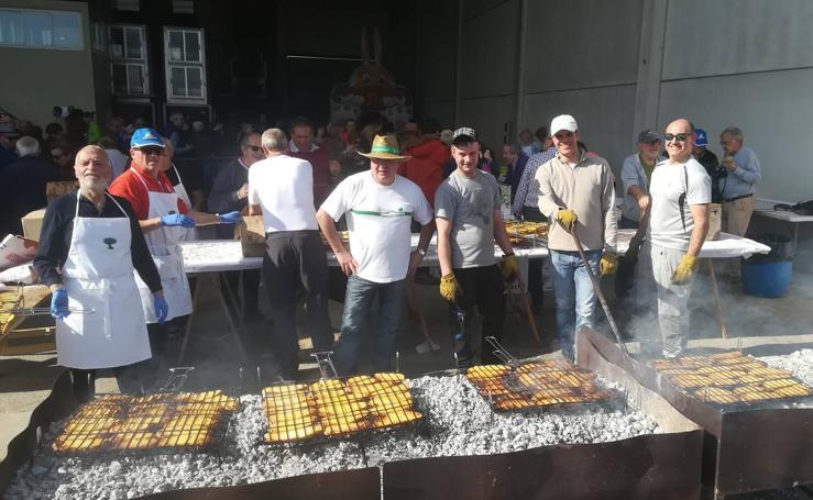 XXI Fiesta Pringada de Arnedo