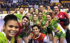 El Minis de Arluy conquista su quinta Copa de la Reina