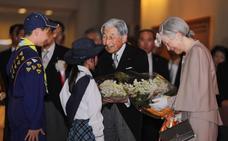 El Gobierno japonés conmemora los 30 años de reinado del emperador Akihito