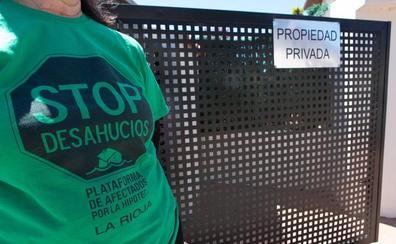 Cuevas destaca que se han evitado 876 desahucios en La Rioja desde el año 2013