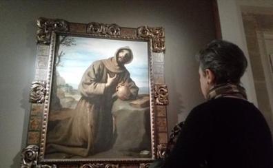 El Prado expone un Zurbarán en el Museo de La Rioja