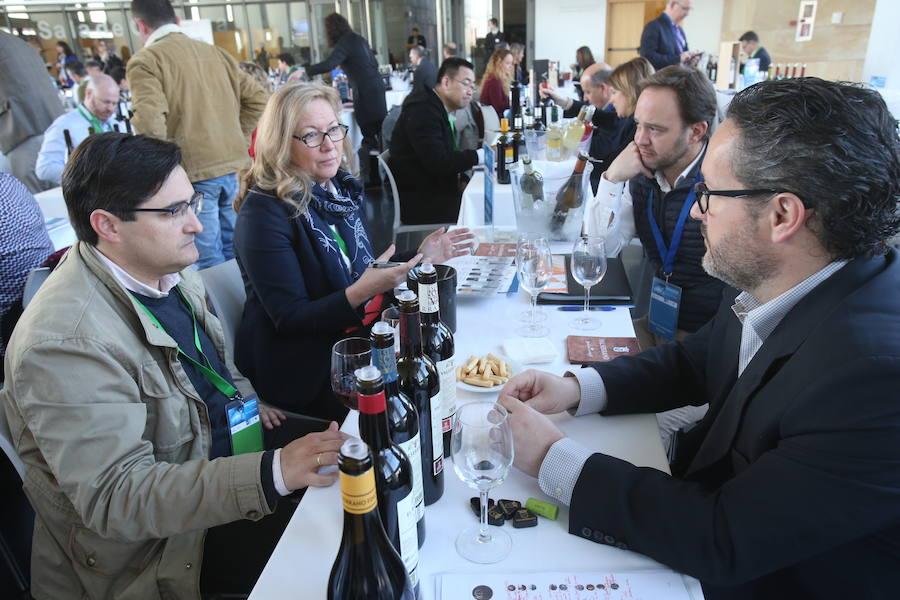 Riojafórum acoge la VII Misión Inversa Internacional de Alimentación y Vino