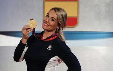 Lydia Valentín cierra el círculo con el oro olímpico