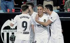 El Valencia se regala una final de Copa en su centenario