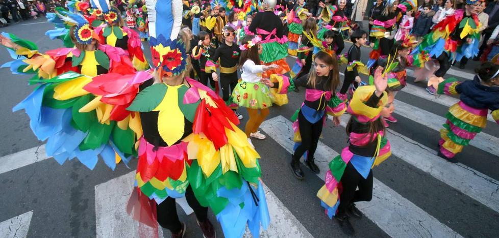 Un, dos, tres... ¡Carnaval!