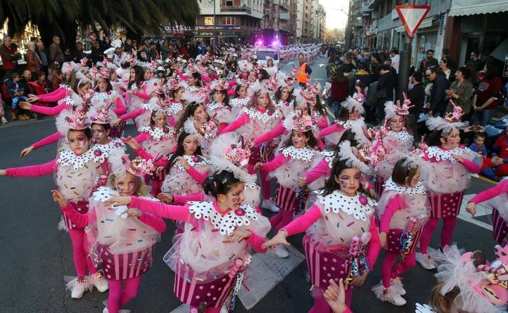 Desfile de Carnaval de Logroño