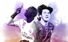Vinicius-Messi, los 6.807 primeros días de dos cracks